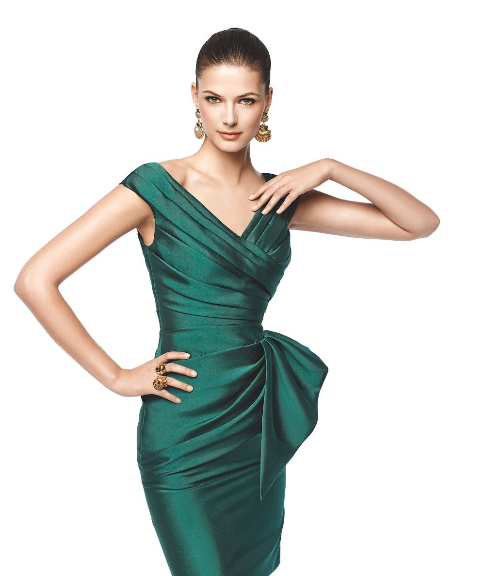 Emerald Green Formal Dresses