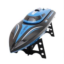 Skytech H100 2.4G 4CH Water Cooling High Speed RC Simulation Racing Boat Outdoor Speedboat children toy kid toys(China (Mainland))