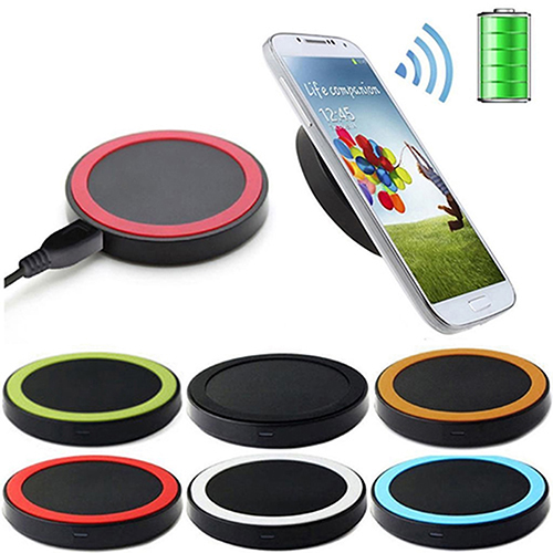 2016 Qi Wireless Power Charger Portable Mini Charging Pad Plate Qi Station For Samsung Galaxy S3 S4 S5 Note 2(China (Mainland))