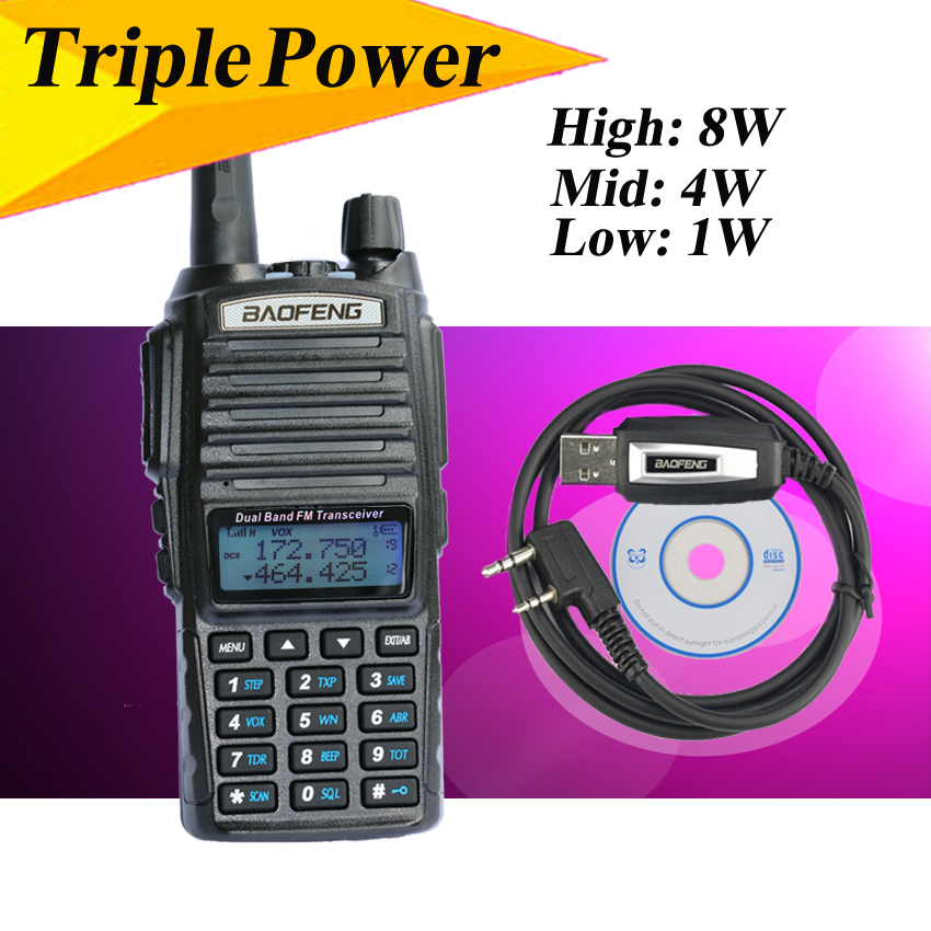 Baofeng UV-5R way radio reviews from experts. - Walkie Talkie