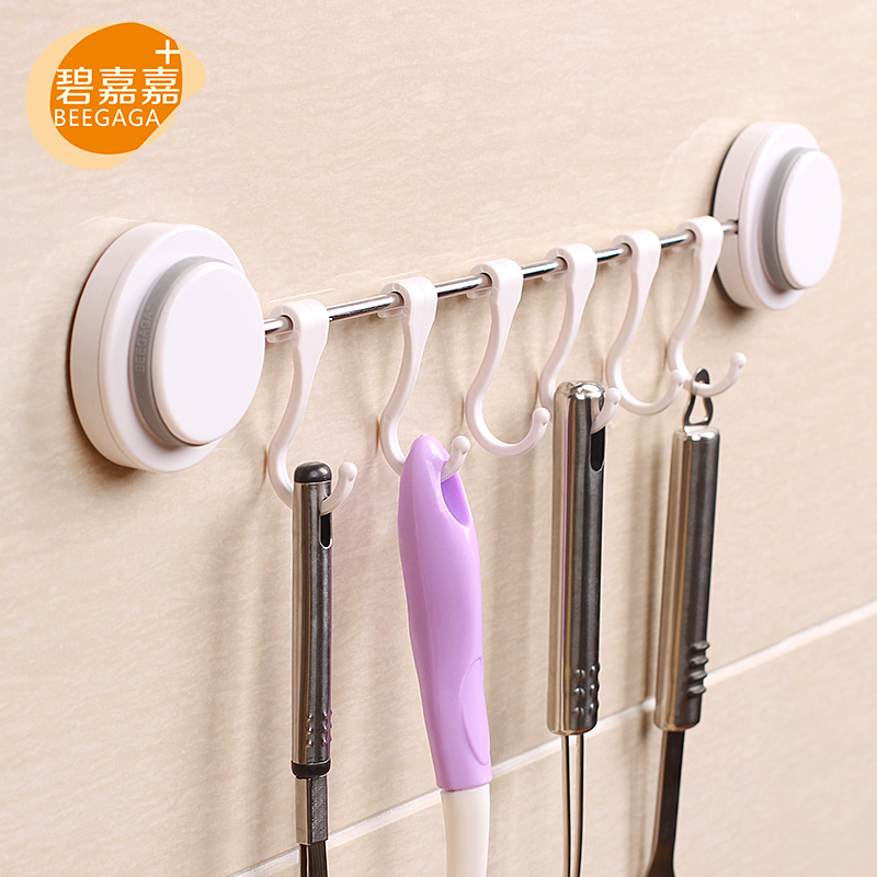 online kaufen gro handel saugnapf duschvorhangstange aus china saugnapf duschvorhangstange. Black Bedroom Furniture Sets. Home Design Ideas