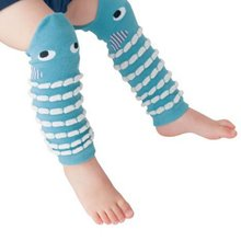Children Baby Boy Girls Infant Leggings Kids Leg Warmers Knee Pad