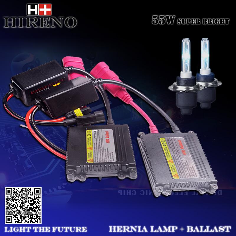 Super-bright car xenon Light ballast Headlight Light Bulb HID Refit For Toyota Sequoia Tundra Terios FJ LAND CRUISER Prado(China (Mainland))
