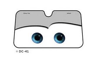 Защита от солнца для переднего стекла авто Unbranded Pixar 130 x70cm защита от солнца для переднего стекла авто new 2015 130x60cm