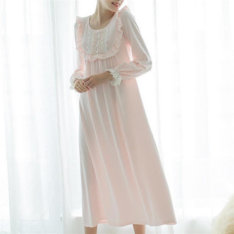 achetez en gros romantique chemises de nuit en ligne des grossistes romantique chemises de. Black Bedroom Furniture Sets. Home Design Ideas