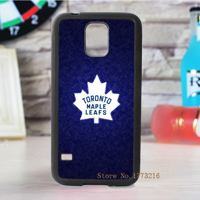 Toronto Maple Leafs Logo fashion cover case for samsung galaxy s3 s4 s5 note 2 note 3(China (Mainland))