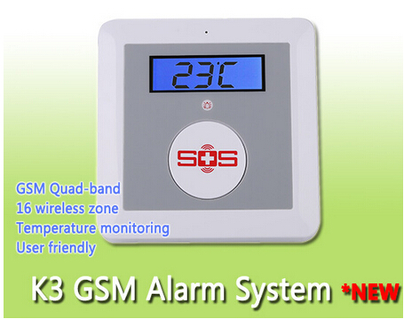 free shipping FDL-K3 GSM Senior Guardian GSM/SMS Medical Alert,Waterproof Panic Button,Old People Safety Guarder K3(China (Mainland))