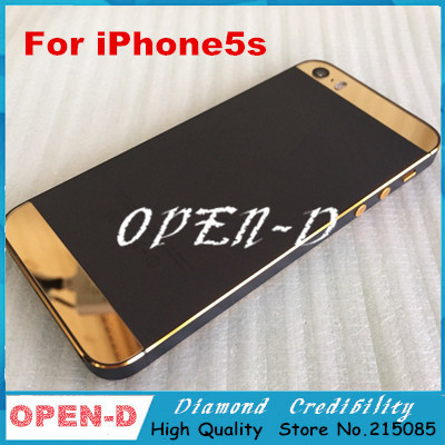 Open-d iPhone 5S for