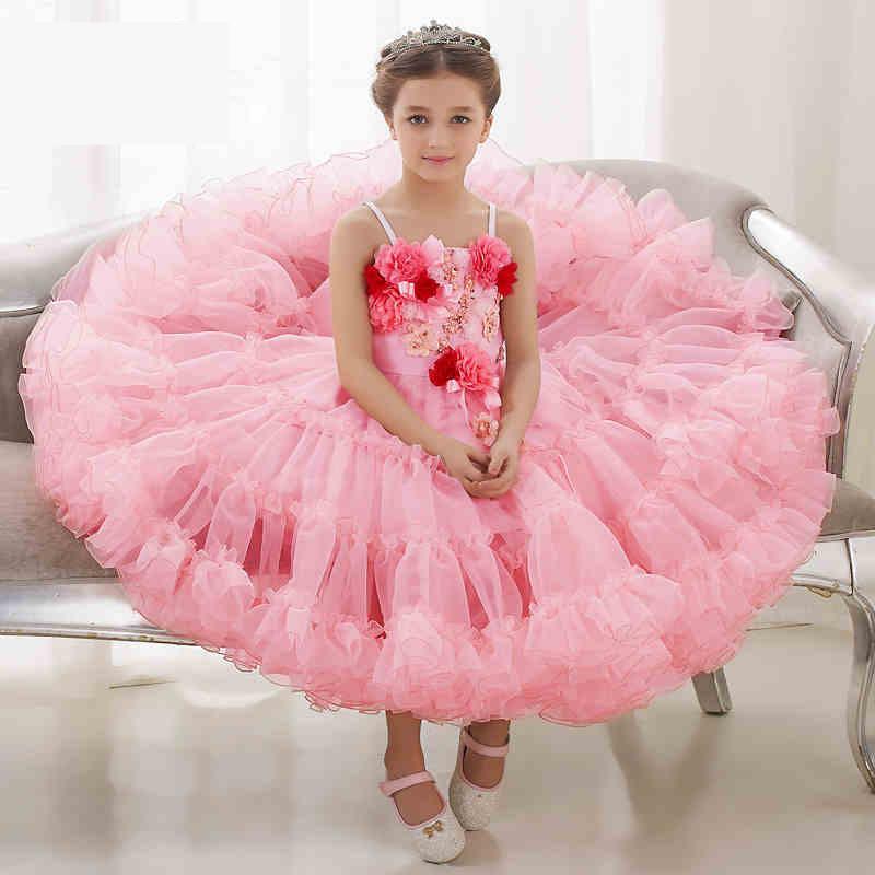 Детские платье кружева