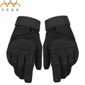 2017 New Outdoor Men s Army Gloves Man Full finger gloves Military police Safety Gloves Anti