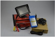 4.3 tft lcd audio video security tester cctv cam monitor test portable(China (Mainland))