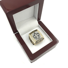 High Quality 2009 New Orleans Saints Replica Super Bowl Championship Ring for Fans From Size 8 to 14(China (Mainland))