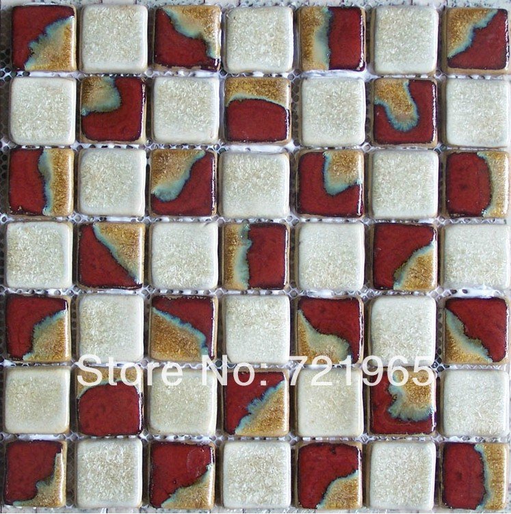 Ceramic tile craft