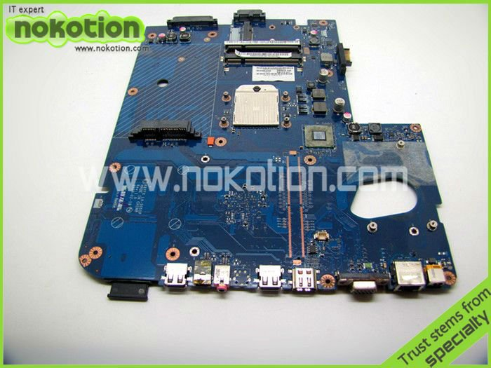 MB.B5802.001 laptop motherboard PACKARD BELL LJ61 main board LA-5051P MBB5802001 DDR2(China (Mainland))