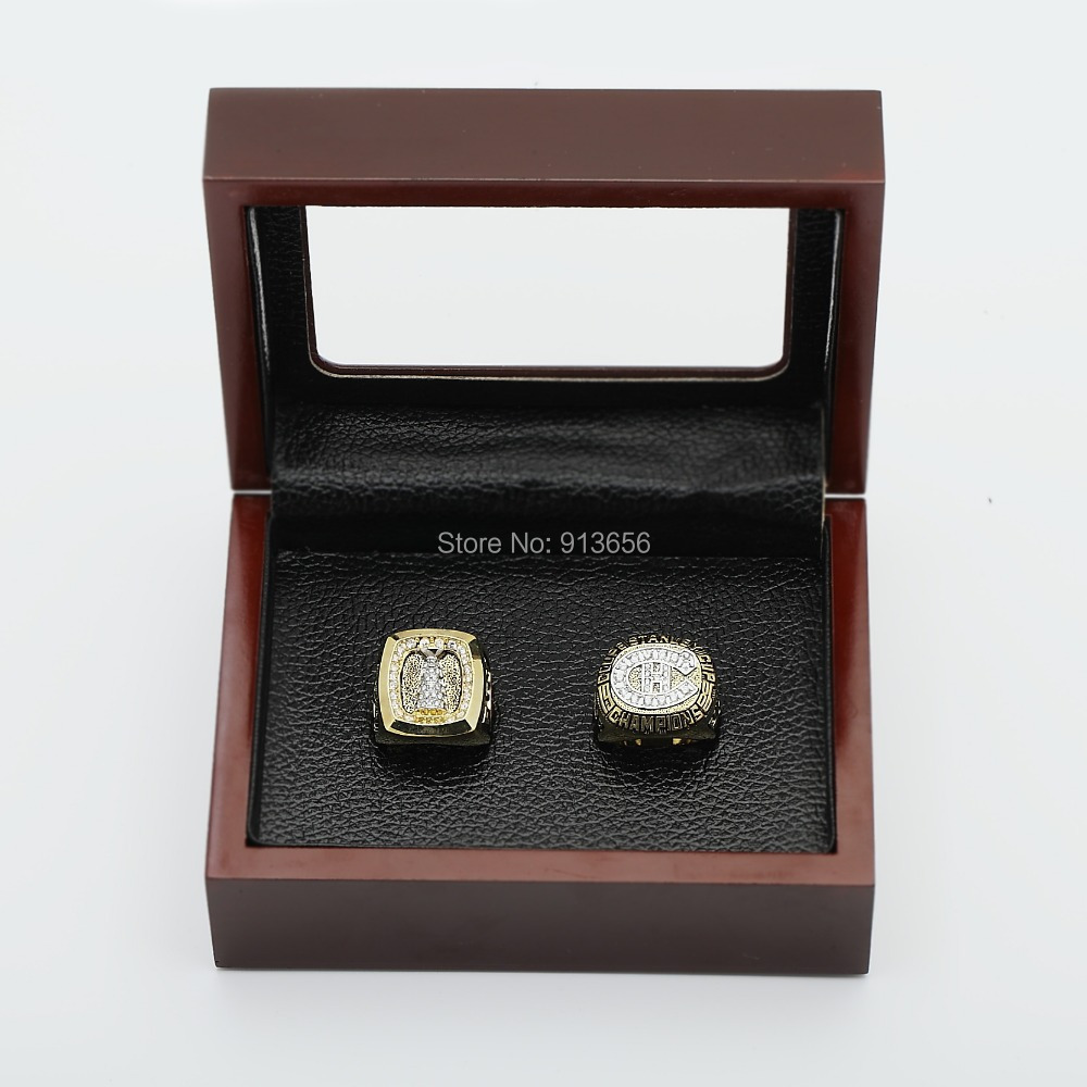 Replica 100%copper NHL 1986 1993 Coupe Montreal Canadiens ice hockey stanley cup sport rings full set+display wooden box as fans<br><br>Aliexpress