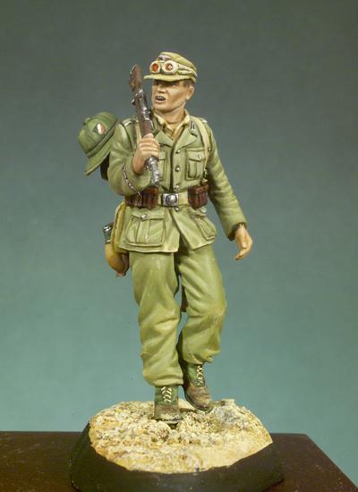 Resin Models 1/35 World War II German officer in Africa kits Free Shipping 1 piece<br><br>Aliexpress