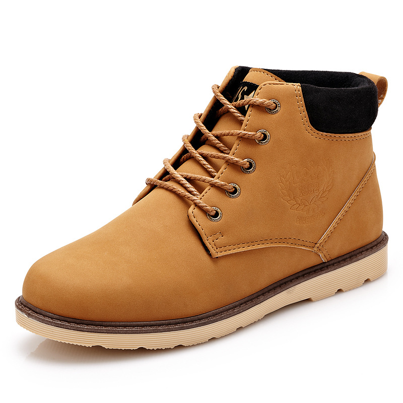 shoes high top warm casual shoes trainers 2016