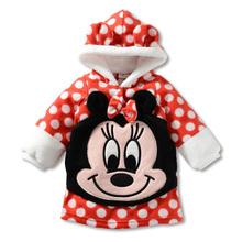 2015 new children clothing boys girls pullover Hoodies jackets kids Fleece cartoon duck Sweatshirts baby coats(China (Mainland))