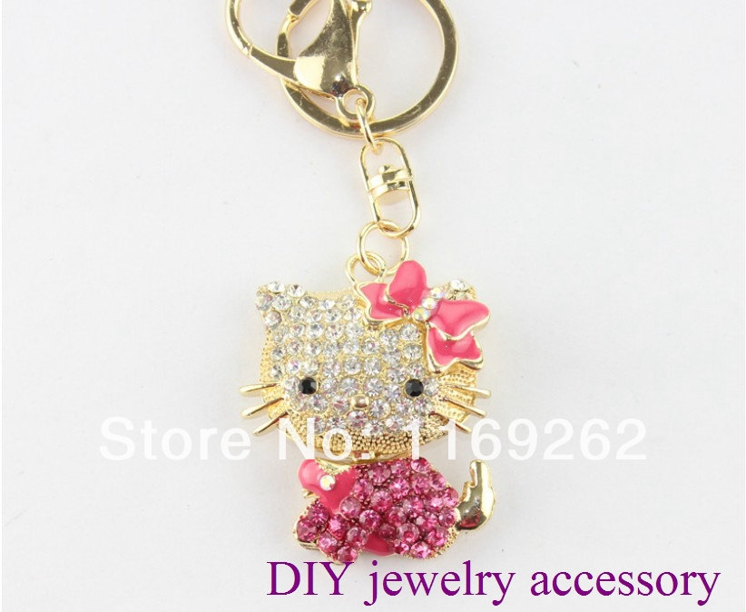 Hello Kitty Keys Key Chain Hello Kitty Key