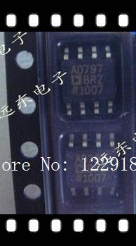 A+ New original 5PCS AD797ARZ AD797 SOP8 IC Free shipping