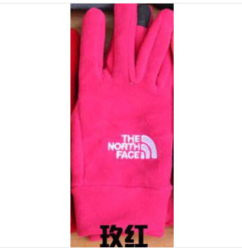 2015 Winter men and women outdoor sports warm fleece gloves touch gloves