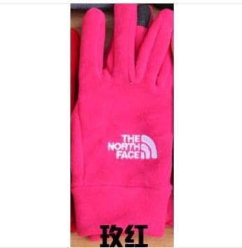2015 Winter men and women outdoor sports warm fleece gloves touch gloves