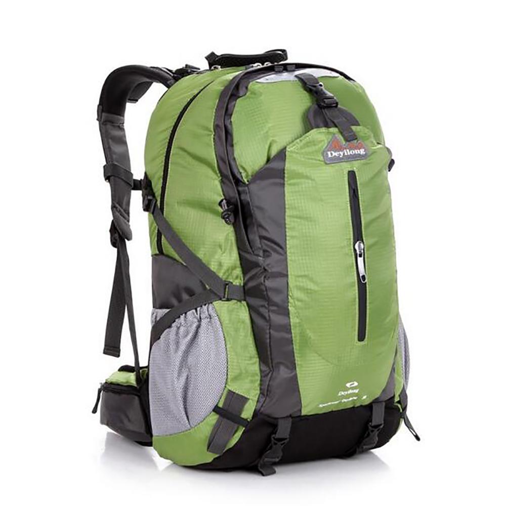 2016 Mountaineering Climb Backpack Travel Pack Trekking Rucksack Camp Hike Equipment Backpack 50L For Men Women Males Teengers(China (Mainland))