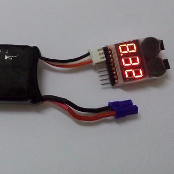 Battery Voltage Tester