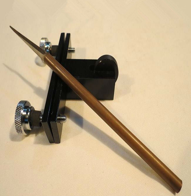 New violin bridge install repairing tools violin bridge tool clamp and knife violin making tool  free shipping
