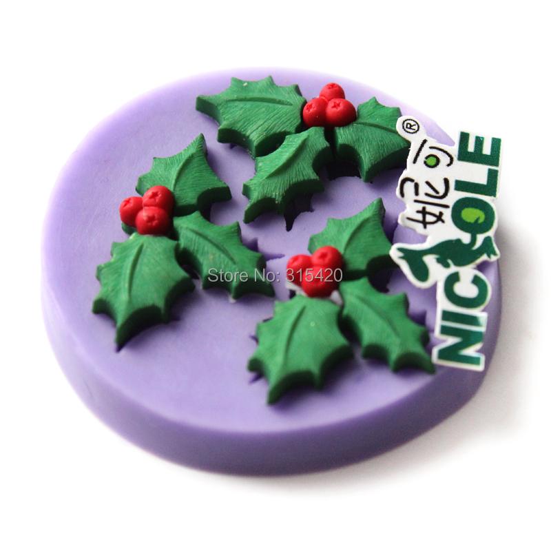 brand food grade mini ornament silicone fondant molds for cake decorating