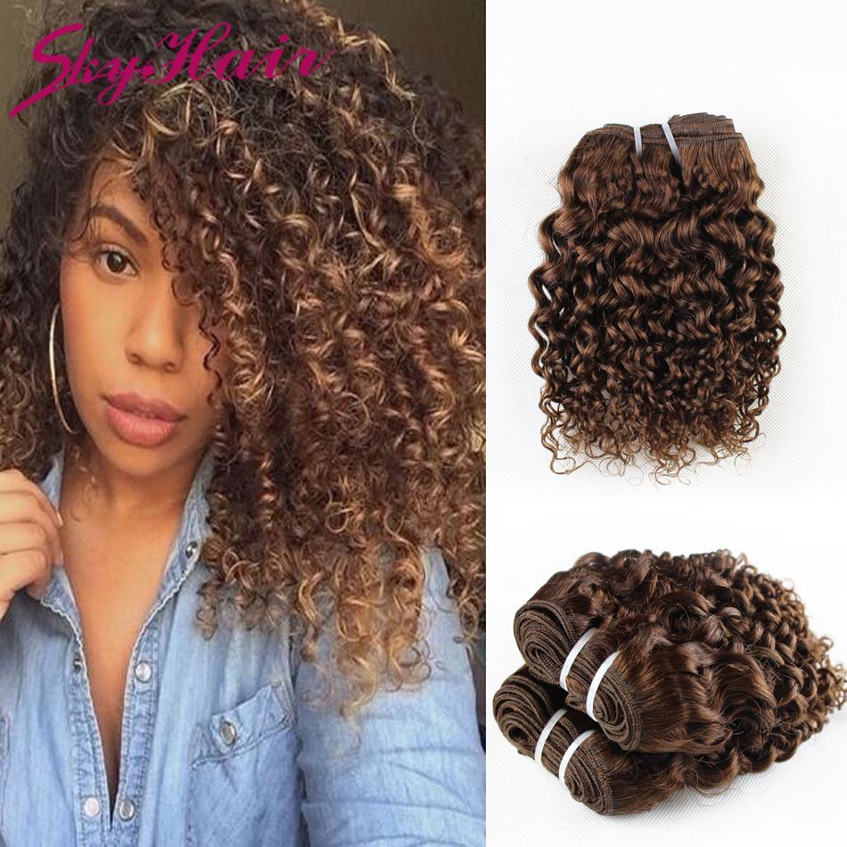 Aliexpress Com Buy Indian Kinky Curly Hair 3pcs100g Per