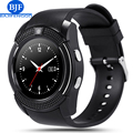 Q7 bluetooth smart watch for android support SIM TF men women reloj inteligente for Samsung phone