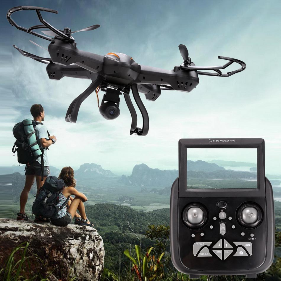 2016 Cheerson CX-35 2.4GHZ 6Axis RC Quadcopter Helicopter Drone With 5.8G FPV Real Time 720P HD Camera Land Off BD(China (Mainland))