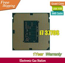 Buy Original Processor Intel i7 3770S Quad Core 3.1GHz LGA 1155 TDP 65W 8MB Cache 22nm HD Graphics Desktop CPU for $248.00 in AliExpress store