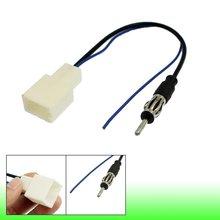 IMC Hot Car Antenna Plug to FM Radio Stereo Adapter Refitting Wire(China (Mainland))
