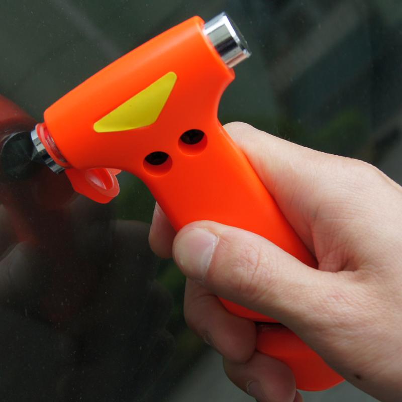 Бесплатная доставка, Для безопасности автомобиля молоток - молоток побег аварийного автомобильные инструменты небольшой