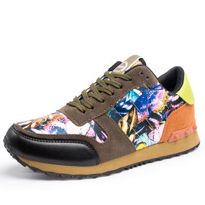 2016 НОВЫХ прибытия Дизайнер Бренда V роскошные valentineing мужской обуви кожа Мир Голубь Обувь повседневная V обувь(China (Mainland))