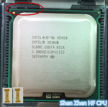 Buy Original Intel Xeon X5450 x5450 3.0GHz/12M/1333 Processor close LGA771 Core 2 Quad Q9650 CPU stock, can work for $13.00 in AliExpress store