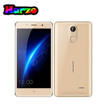 Buy Original LEAGOO M5 Quad Core Cell Phone MTK6580A 1.3GHz 5.0 Inch HD Screen Android 6.0 2G +16G Fingerprint 3G Smartphone for $67.99 in AliExpress store