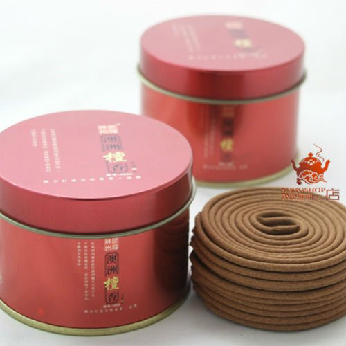 100% natural Australia sandalwood incense coil,5cm 20 pcs1h.Herbal incense.Home scent.Natural woody aroma,best quality assured.(China (Mainland))