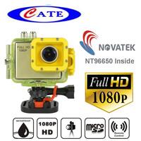Campark 2014 New arrived Full HD1080P video camera H.264 Waterproof sport camera AVP034 ACT48