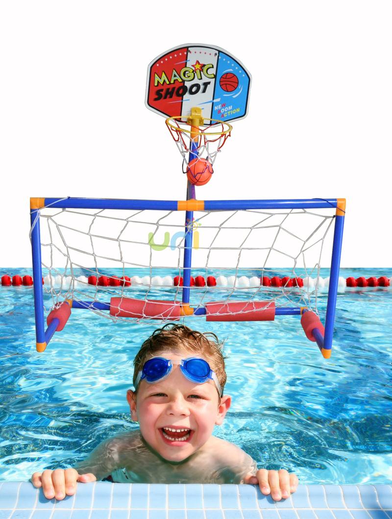 Dreamers market 2015 new arriva poolside basketball hoop - Pool basketball ...
