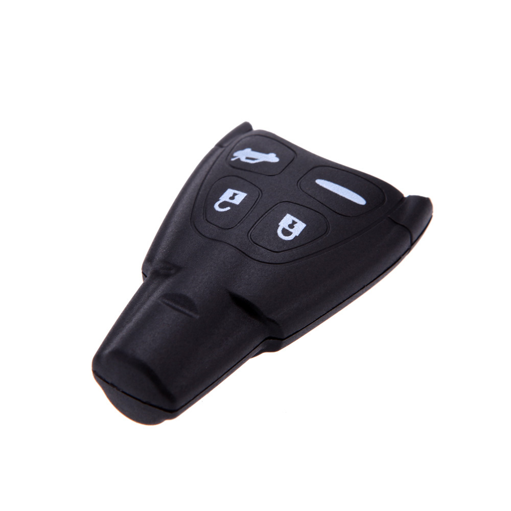 4 Buttons Replacement Entry Remote Smart car Key Shell Case For SAAB 9-3 9-5 DKT0187(China (Mainland))