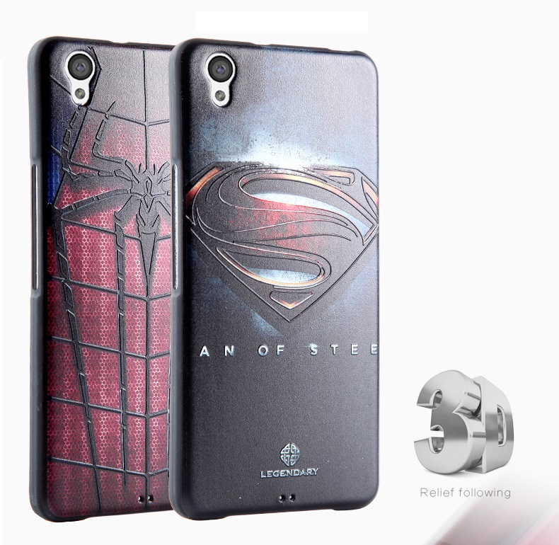 Fashion For China Brand Mobile Oneplus X yijia X Case Cover 3D Relief Painting Soft Silicon Back Cover Case Free Shipping(China (Mainland))