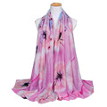 Sjaals Dames Zomer 2016 Foulard Women Printed Cartoon Dandelion Fashion Muffler Long Designer Shawls Muslim Hijab
