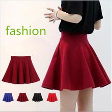 Buy 2015 new Fashion sexy summer lolita style mini short american apparel pleated mini skirt woman summer skirts womens saia for $7.02 in AliExpress store