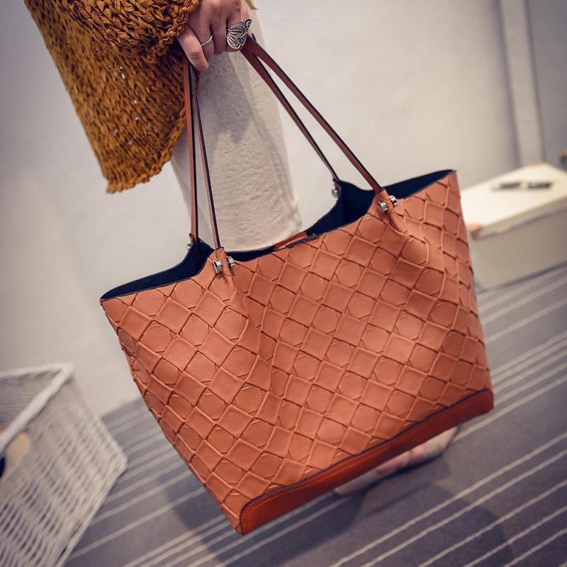Personalized Fashion Large Capacity Big Bags Elegant Womens Handbag 2015  Trend New Arrival Casual Handbag<br><br>Aliexpress