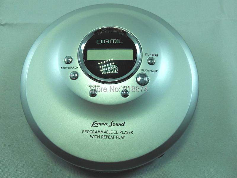Portable CD Player CD-57G COLOUR: GRAY(China (Mainland))