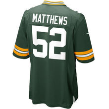 Men's Aaron Rodgers Jordy Nelson Clay Matthews Davante Adam S Brett Hundley Randall Cobb Custom Packers Game Jersey(China)