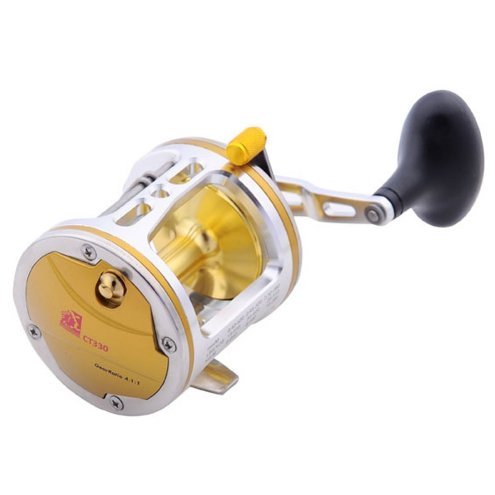 2015 new ct320 5 1bb high speed saltwater trolling fishing for Different types of fishing reels